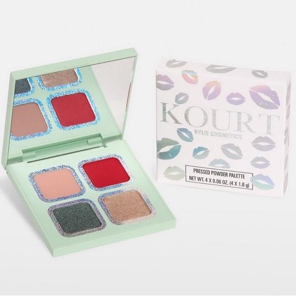 Kylie Cosmetics Other - Kourt X Kylie Cosmetics